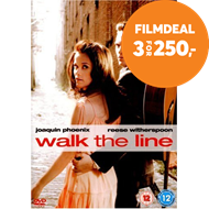 Produktbilde for Walk The Line (DVD)