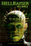Hellraiser 8 - Hellworld (UK-import) (DVD)