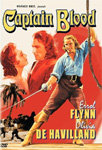 Captain Blood (DVD - SONE 1)