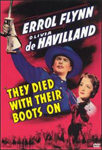 They Died With Their Boots On (DVD - SONE 1)