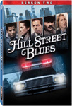 Hill Street Blues - Sesong 2 (DVD - SONE 1)