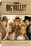 The Big Valley - Sesong 1 (DVD - SONE 1)