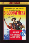 Three Godfathers (DVD - SONE 1)