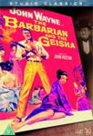 The Barbarian And The Geisha (UK-import) (DVD)