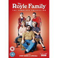 The Royle Family - Den Komplette Serien (UK-import) (DVD)