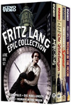 The Fritz Lang Epic Collection (DVD - SONE 1)