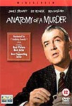 Anatomy Of A Murder (UK-import) (DVD)
