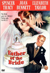 Produktbilde for Brudens Far (1950) (DVD - SONE 1)