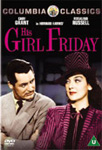 His Girl Friday (UK-import) (DVD)
