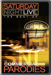 Saturday Night Live - The Best Of Commercial Parodies (DVD - SONE 1)