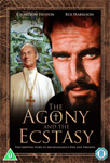 The Agony And The Ecstasy (UK-import) (DVD)