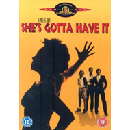 She's Gotta Have It (UK-import) (DVD)