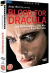 Blood For Dracula (UK-import) (DVD)