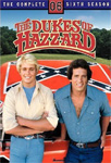 The Dukes Of Hazzard - Sesong 6 (DVD - SONE 1)
