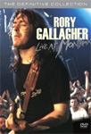 Rory Gallagher - Live At Montreux (UK-import) (DVD)