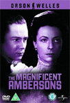 The Magnificent Ambersons (UK-import) (DVD)