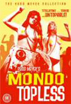 Mondo Topless (UK-import) (DVD)
