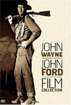 The John Ford & John Wayne Collection (DVD - SONE 1)