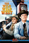 The Wild Wild West - Sesong 1 (DVD - SONE 1)