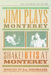 Jimi Plays Monterey & Shake! Otis At Monterey - Criterion Collection (DVD - SONE 1)