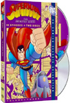 Superman - The Animated Series 3 (DVD - SONE 1)