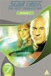 Star Trek - The Next Generation - Sesong 7 (DVD)