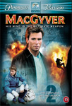 MacGyver - Sesong 2 (DVD)