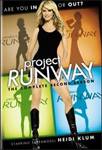 Project Runway - Sesong 2 (DVD - SONE 1)