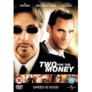 Two For The Money (UK-import) (DVD)