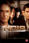 NCIS - Naval Criminal Investigative Service - Sesong 1 (DVD)