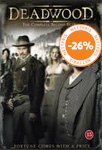 Produktbilde for Deadwood - Sesong 2 (DVD)