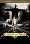 Carnivale - Sesong 2 (UK-import) (DVD)