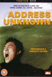 Address Unknown (UK-import) (DVD)