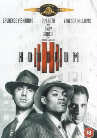 Hoodlum (UK-import) (DVD)