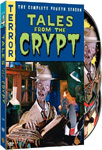 Tales From The Crypt - Sesong 4 (DVD - SONE 1)
