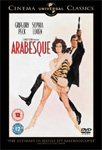Arabesque (UK-import) (DVD)