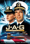 J.A.G. - Sesong 1 (UK-import) (DVD)