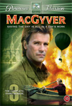 MacGyver - Sesong 3 (DVD)