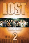 Lost - Sesong 2 (UK-import) (DVD)