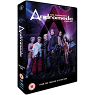 Andromeda - Sesong 1 (UK-import) (DVD)