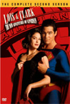 Lois & Clark - The New Adventures Of Superman - Sesong 2 (UK-import) (DVD)