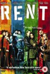 Rent (UK-import) (DVD)