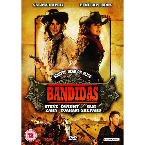Bandidas (UK-import) (DVD)