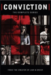Conviction - Den Komplette Serien (DVD - SONE 1)