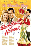Weekend In Havana (DVD - SONE 1)