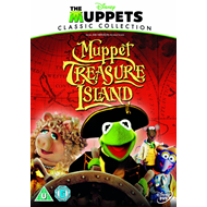 Muppet Treasure Island (UK-import) (DVD)
