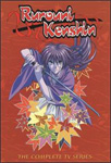 Rurouni Kenshin - The Complete Series (DVD - SONE 1)