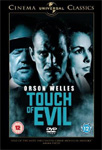 Touch Of Evil (UK-import) (DVD)
