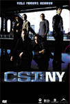 CSI - New York - Sesong 1 (DVD)