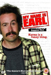 My Name Is Earl - The Complete Serie (UK-import) (DVD)